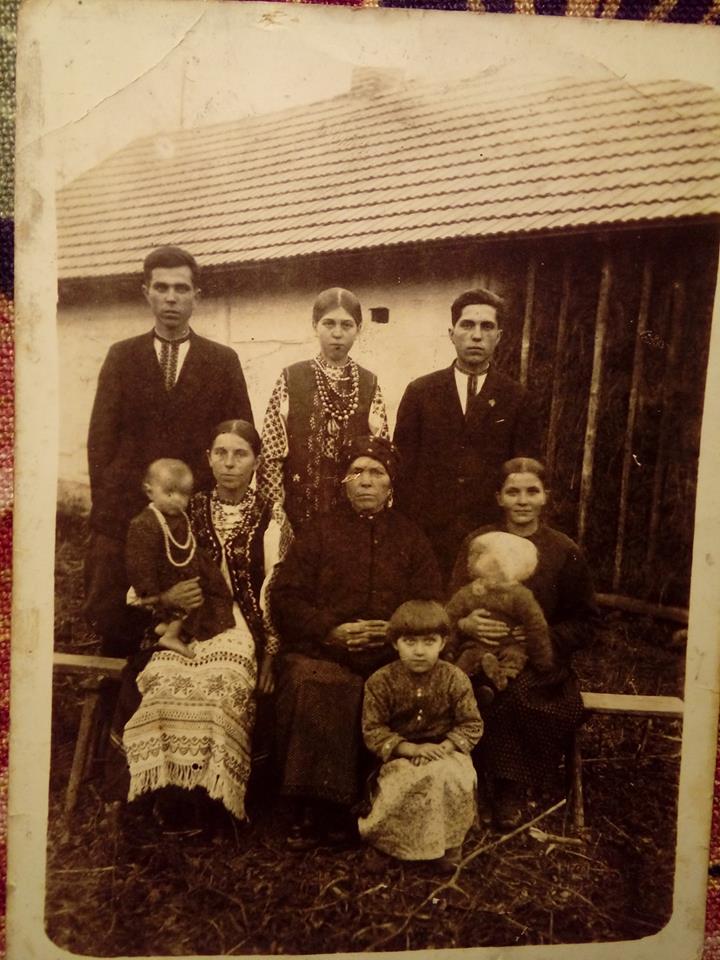 Rodzina Hnywka z Wierzbicy