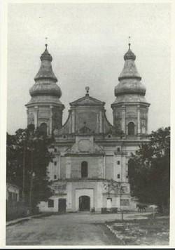 Kościół w Uhnowie