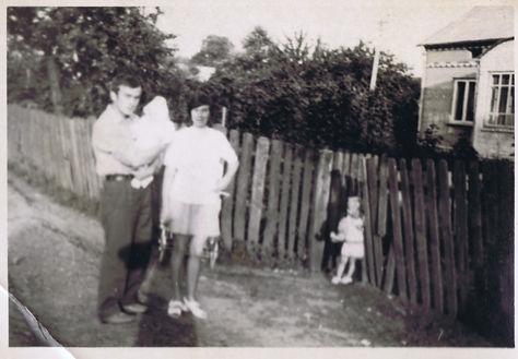 033 Rok 1973, Janina i Stanisław Gawrys,