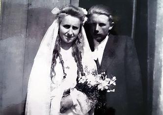 017 Ślub Tadeusza Lasowego i Heleny Mała