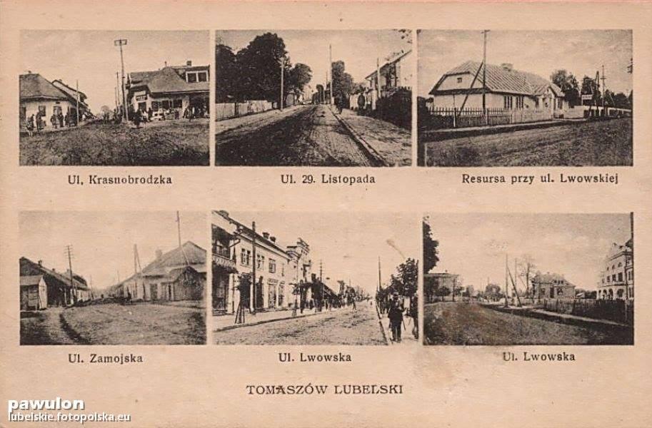 Tomaszów Lubelski.