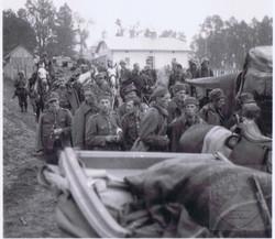 Jeńcy, wrzesień 1939