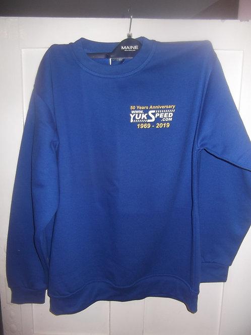 Yukspeed 50th Anniversary Sweat Shirts