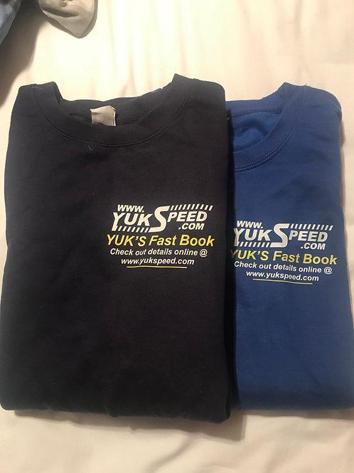 Yukspeed sweat shirts