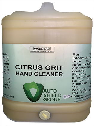 Citris Grit Hand Cleaner - 20 litre