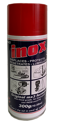 INOX Supreme Lubricant Spray