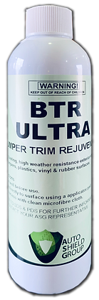 BTR Ultra - Bumper Trim Rejuvinator - 300 ml
