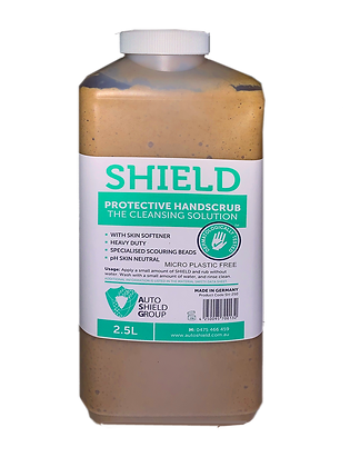 Shield Hand Cleaner - 2.5 Litres