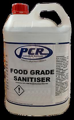 Sanitiser and Cleaner - 5L