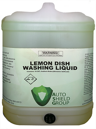 Dishwashing Liquid - Lemon scented - 20L