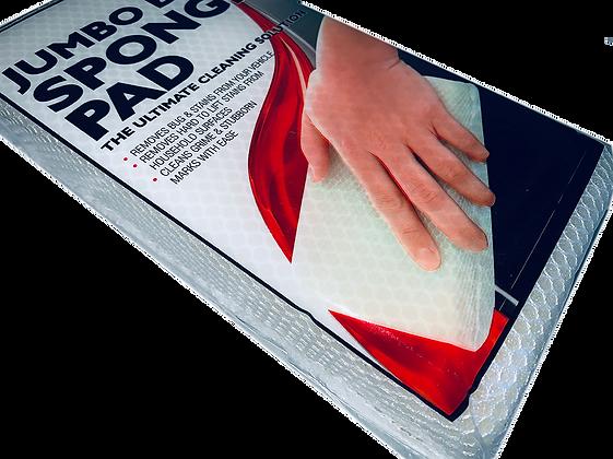 Sponge White Mesh Pad (each)