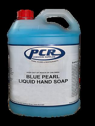 Blue Pearl Liquid Hand Soap - 5L