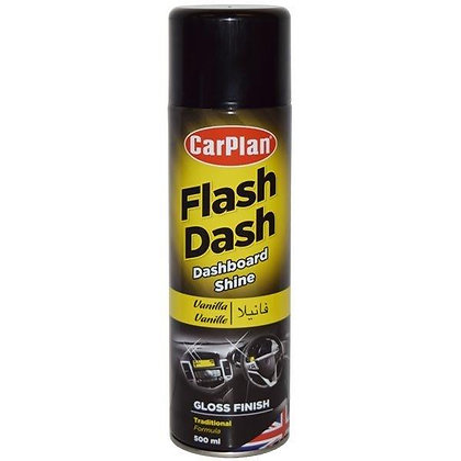 Flash Dash Vanilla - 500 ml