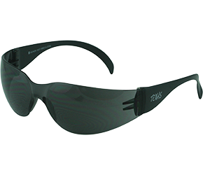 Safety Glasses - Smoked Lens (each)