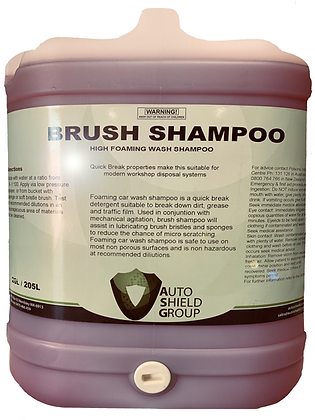 Brush Shampoo - 20L