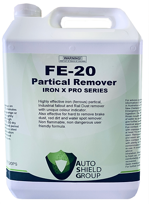 FE20 Particle Remover Pro - 5 Litres