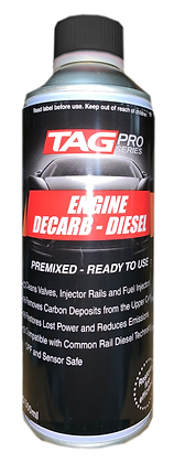 Diesel Injector Engine Decarb - 500 ml
