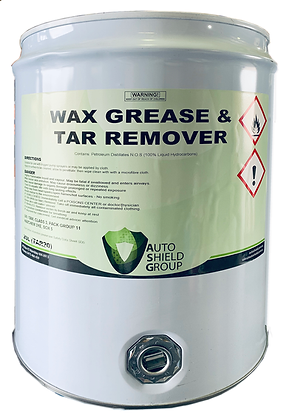 Tar, Bug, Wax and Grease Remover - 20L
