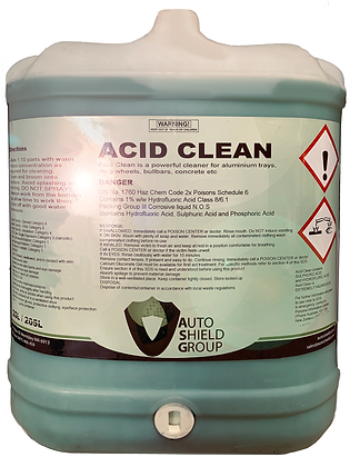 Acid Clean - 20 Litre