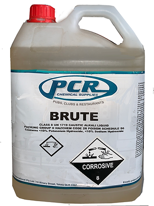 Brute Oven & Grill Cleaner - 5L