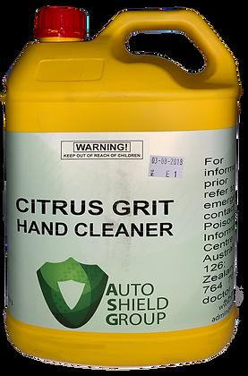 Citris Grit Hand Cleaner - 5 litre