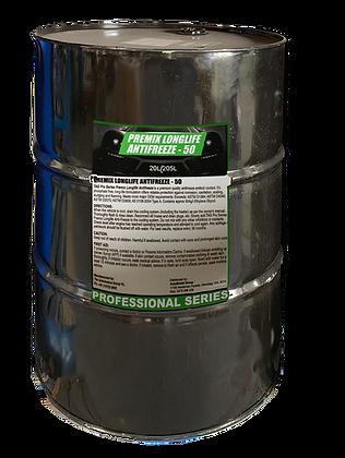 Coolant RTU Green Premix - 205L