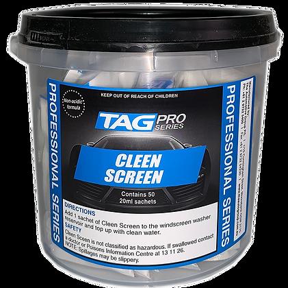 Screen Clean - 50 satchels