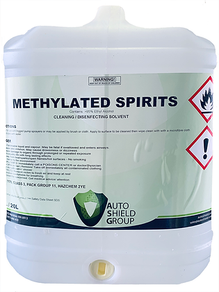Methylated Spirits - 20L