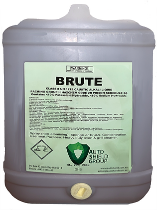 Brute Oven & Grill Cleaner - 20L