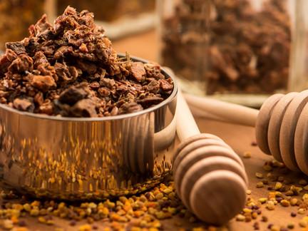Продукты пчеловодства - прополис