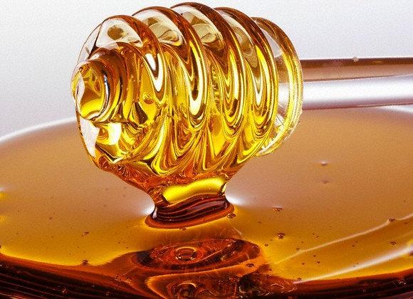 Мёд с черноклёна 0,5 кг.