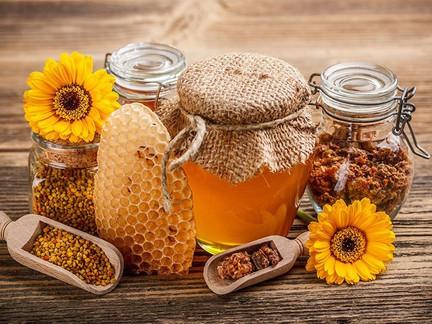 Применение продуктов пчеловодства в апитерапии