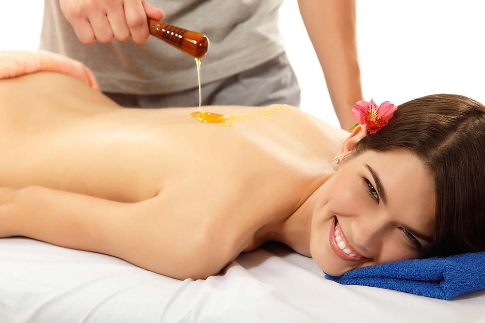 медовый массаж | paseka2020.com