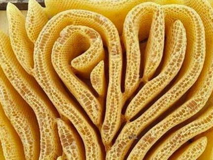 Продукты пчеловодства - воск