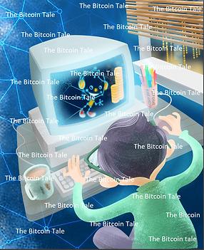 """The Bitcoin Tale o El Cuento de Bitcoin: """"Hola, me llamo Bitcoin ¿Te atreves a conocerme?"""" es el primero de los cuentos de la serie The Bicoin Tale. Una foma fácil, orginal, divertida y didáctica de familiarizar a los niños de la generación iGen con la cripto del futuro"""