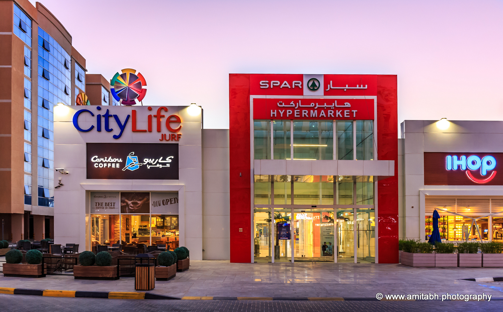 Shopping Malls | Amitabh Sharma Photography | Dubai