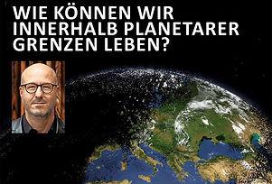 Wie können wir innerhalb planetarer Grenzen leben?