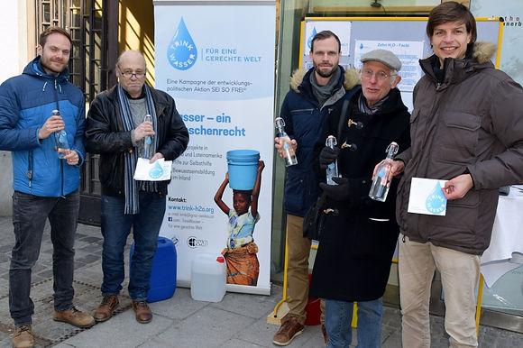 Kampagnen-Start in Graz