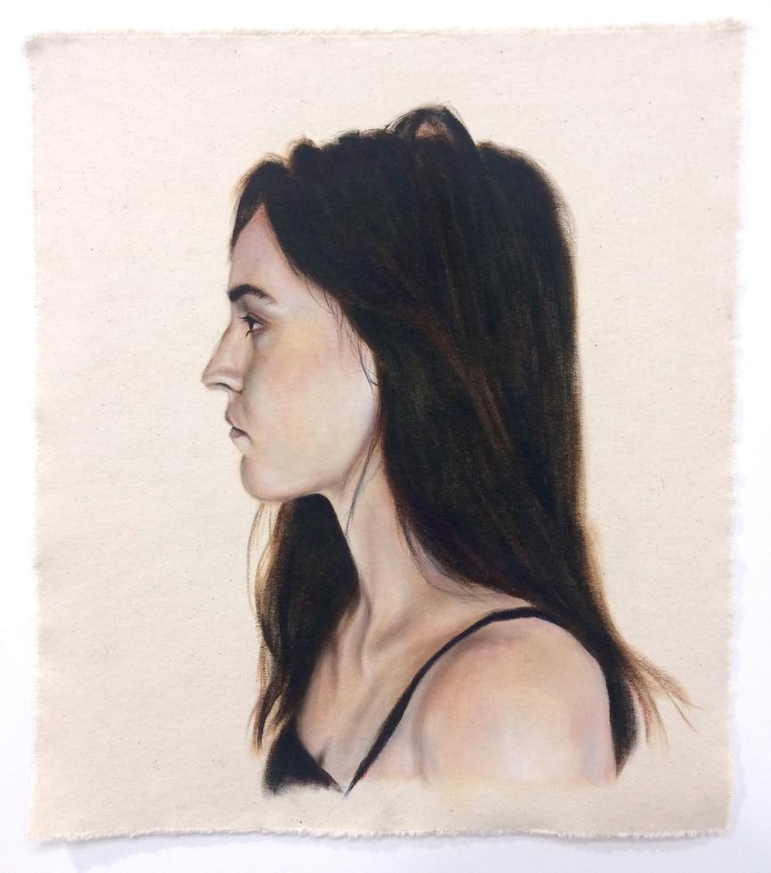 Portrait 9 (profile)