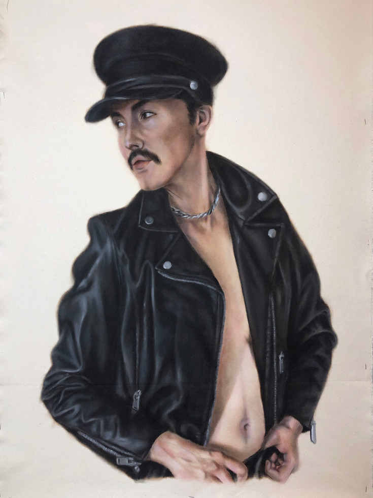 The Leather Man
