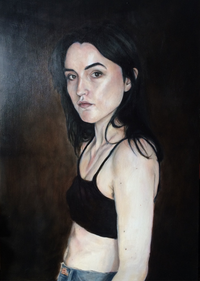 Portrait 5 (torso)