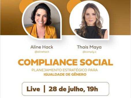 Compliance Social: PLANEJAMENTO ESTRATÉGICO PARA IGUALDADE DE GÊNERO