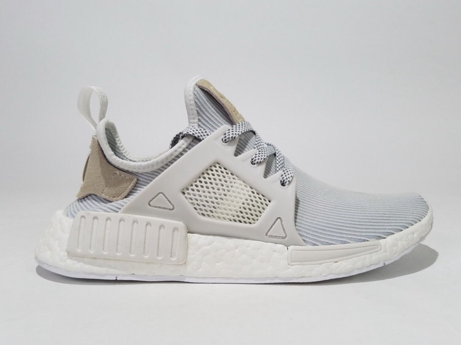 e7193b1ef2760 adidas NMD XR1 Triple Black R2 Pattern