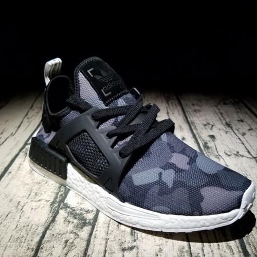 Cheap Adidas NMD R1 PK Sneakers Core Black/Core Black/Gum Vertaa.fi