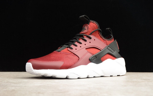 more photos c7b02 e968c ... usa nike air huarache run ultra red b655e 3adce ...