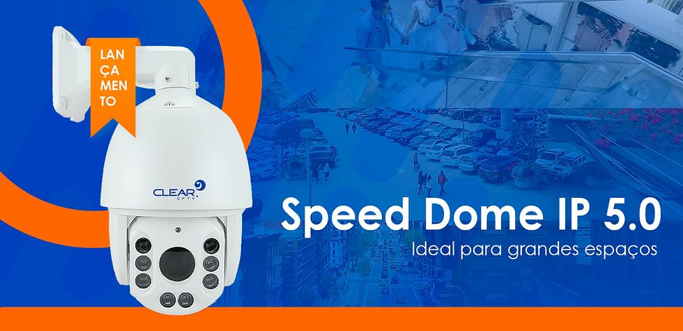 Speed Dome IP 5.0