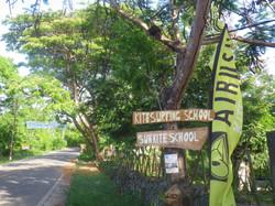 Oficina de Sun Kite School a Ometepe