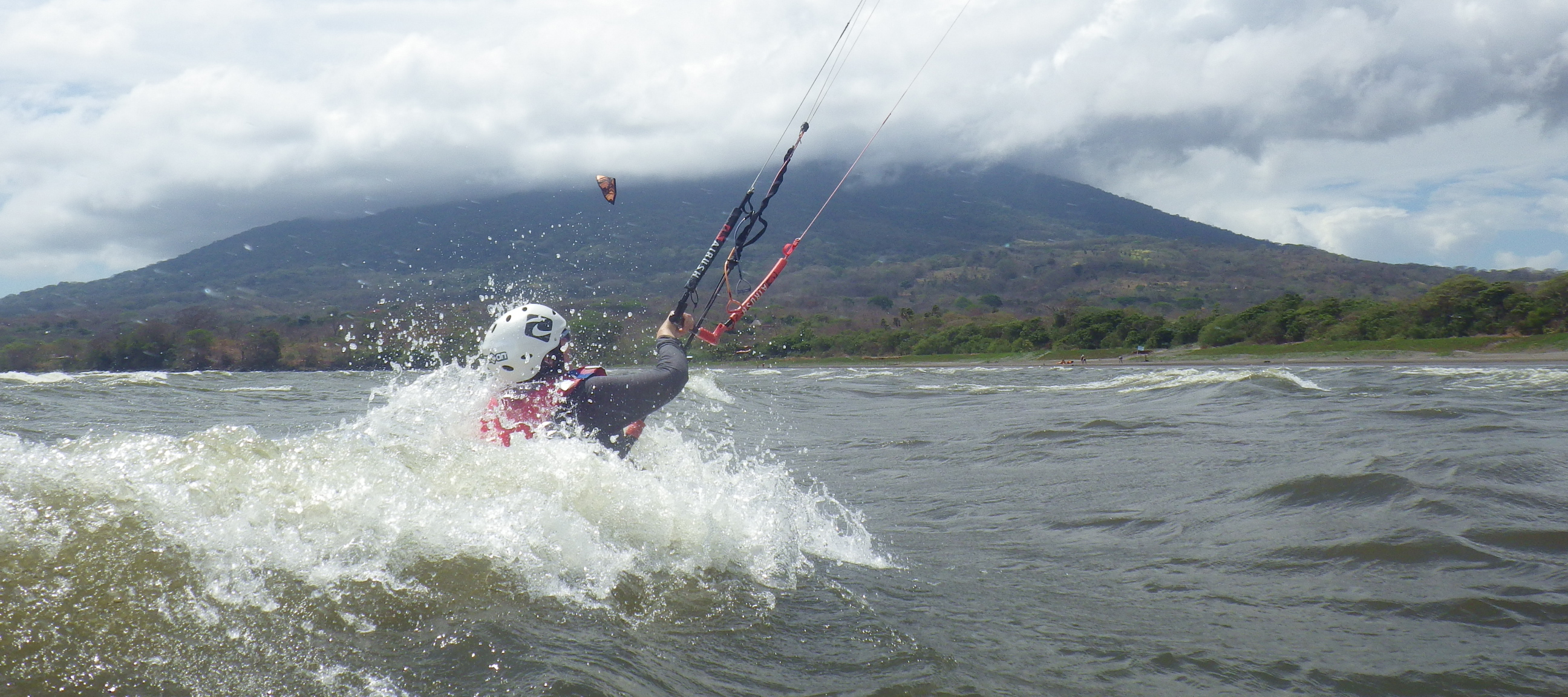 Kiteboarding introduction