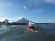 Stage débutant en kitesurf sur Ometepe