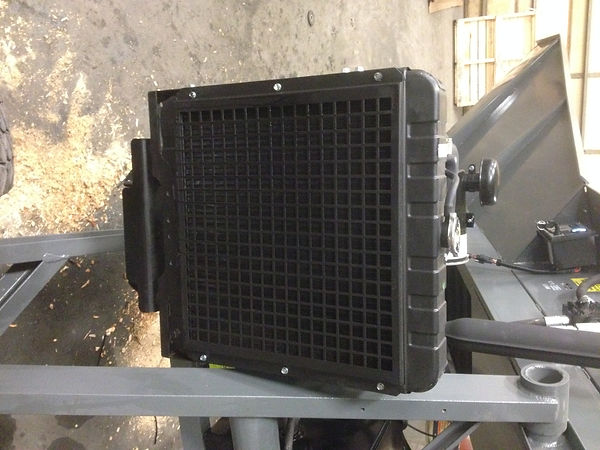 self contained power unit